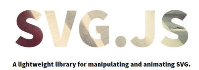 SVGJS for SVG Animation