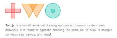 TwoJS for SVG Animation