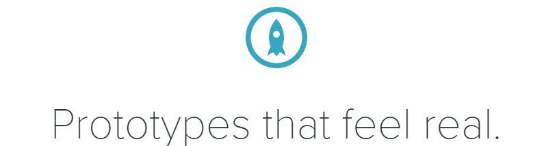 proto.io mobile apps prototyping tool