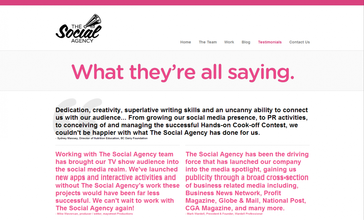 thesocialagency