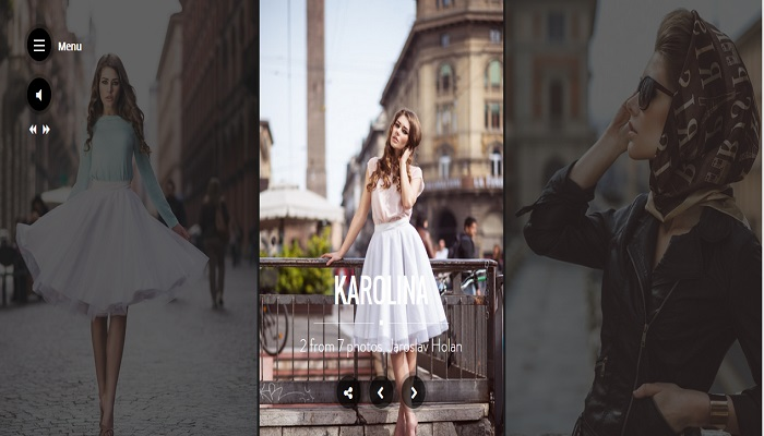 Santino Photography theme