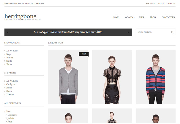 Optimize Your WordPress Ecommerce Website With These Themes